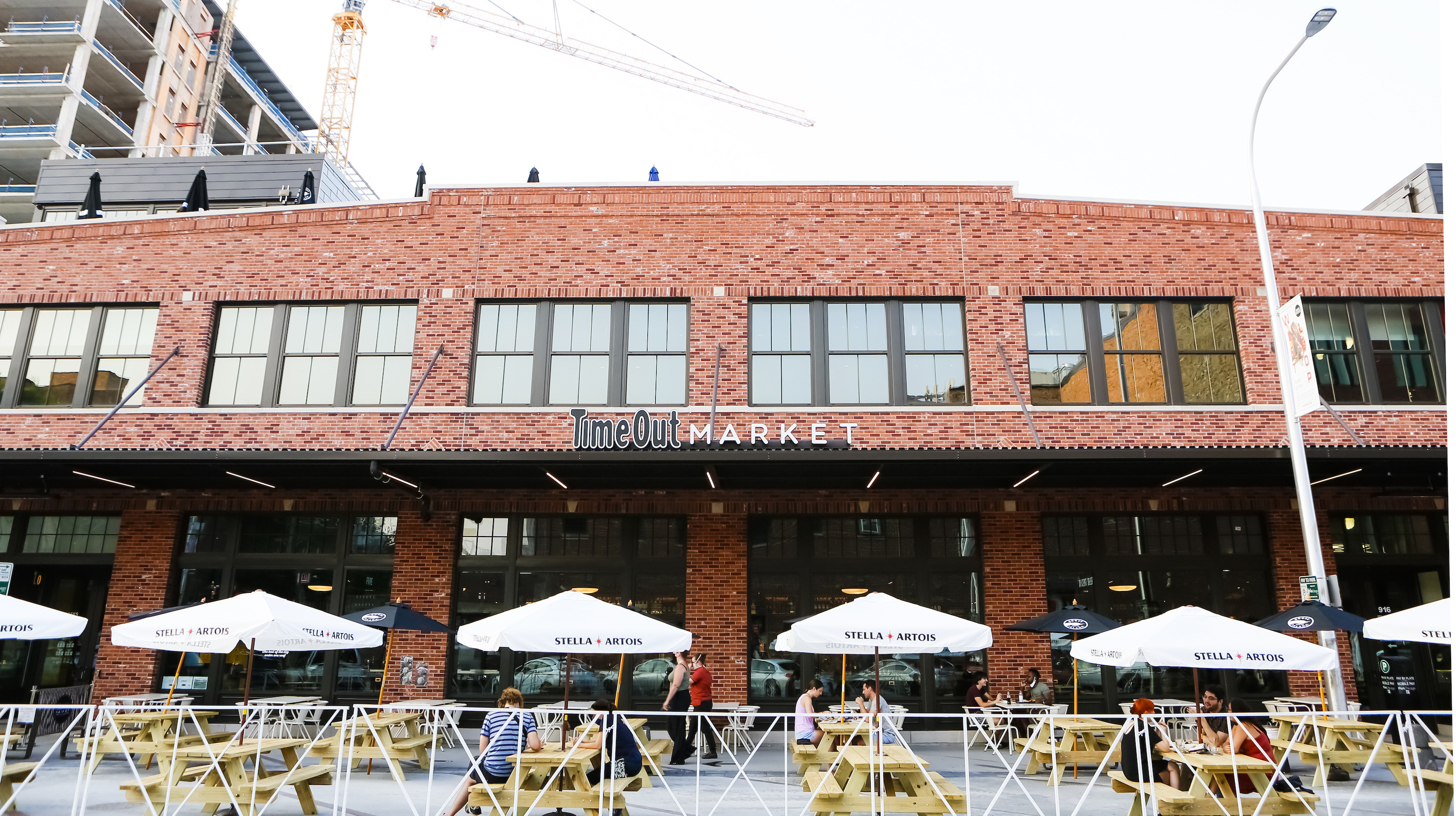 Take a look around Time Out Market Chicago, now open in the West Loop