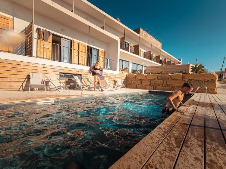 Os melhores hotéis na Ericeira para dormir com o mar à vista