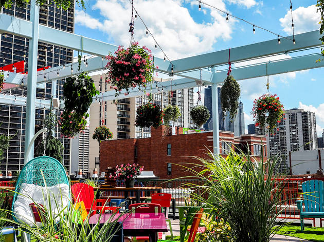 The 18 best rooftop bars in Chicago