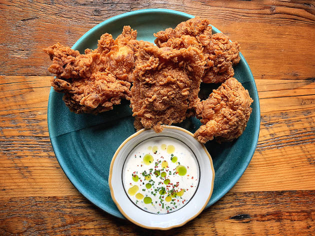 BISq's tasty fried chicken comes to the Market