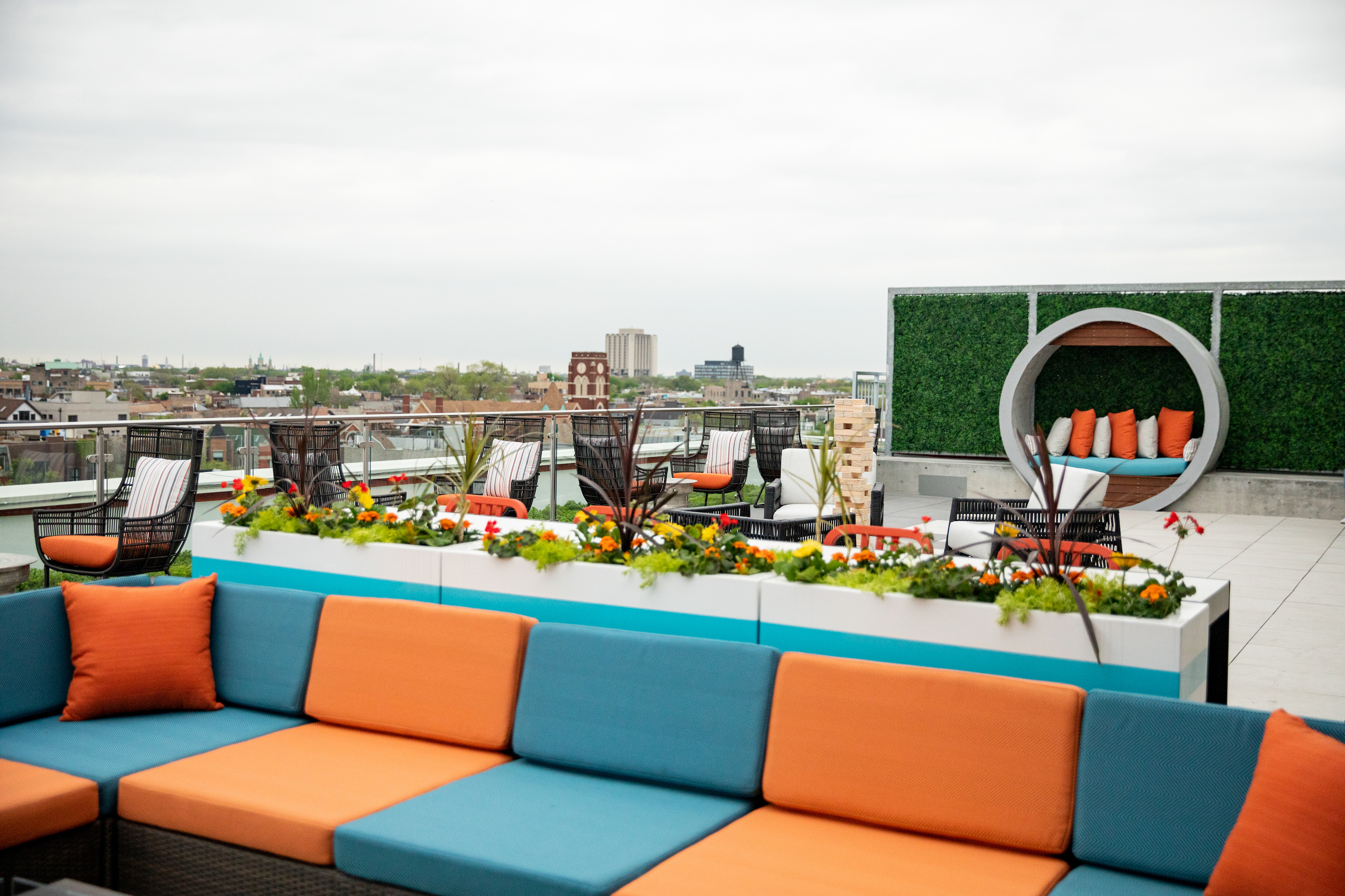 Kennedy Rooftop