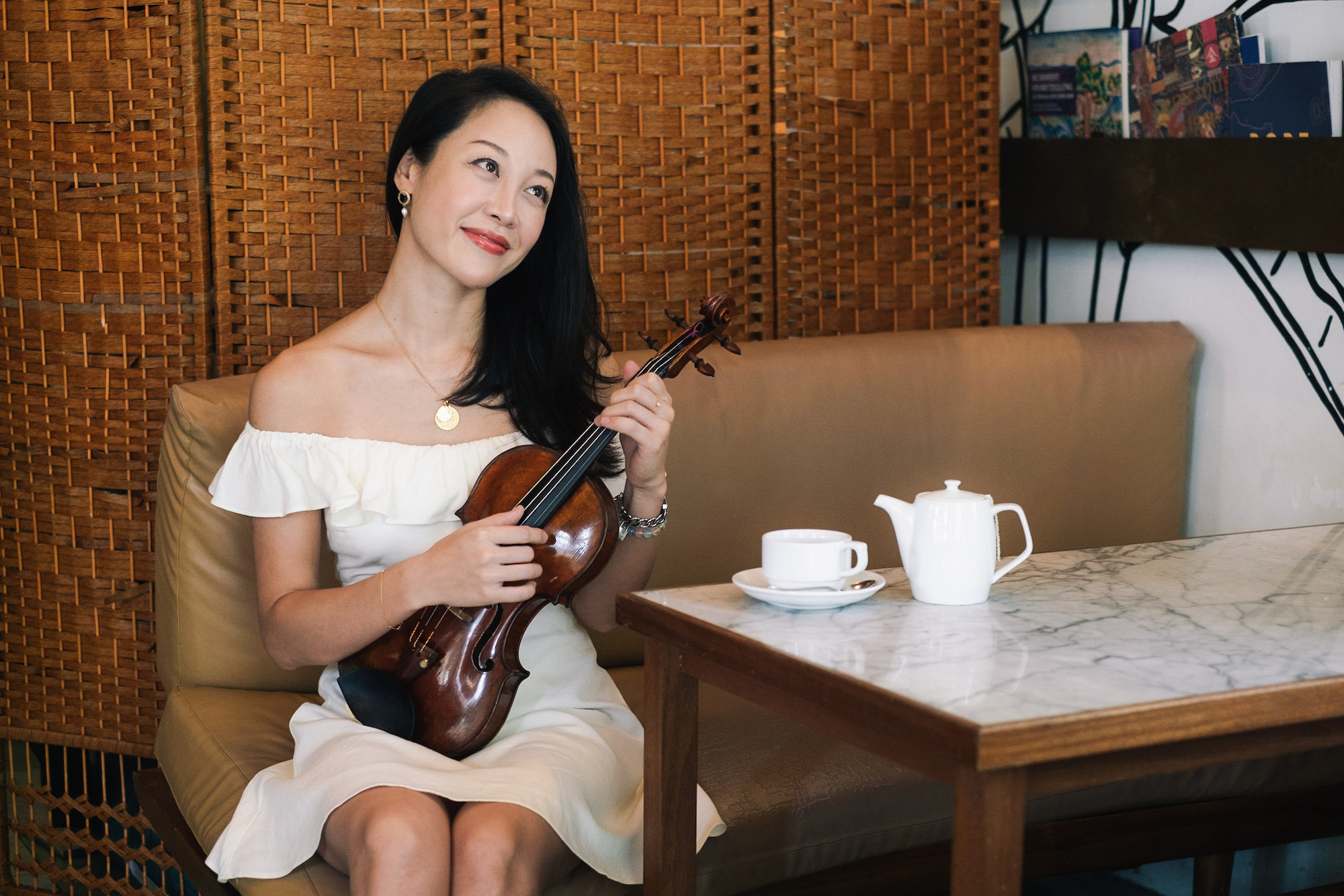 Zhang Si Jing, Singapore Symphony Orchestra