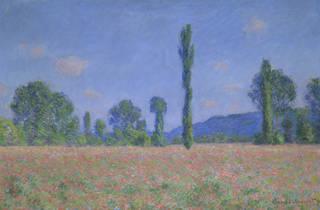 Monet Poppy Fields