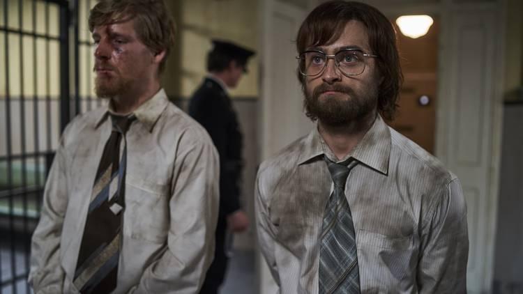 Fuga de Pretoria, con Daniel Radcliffe