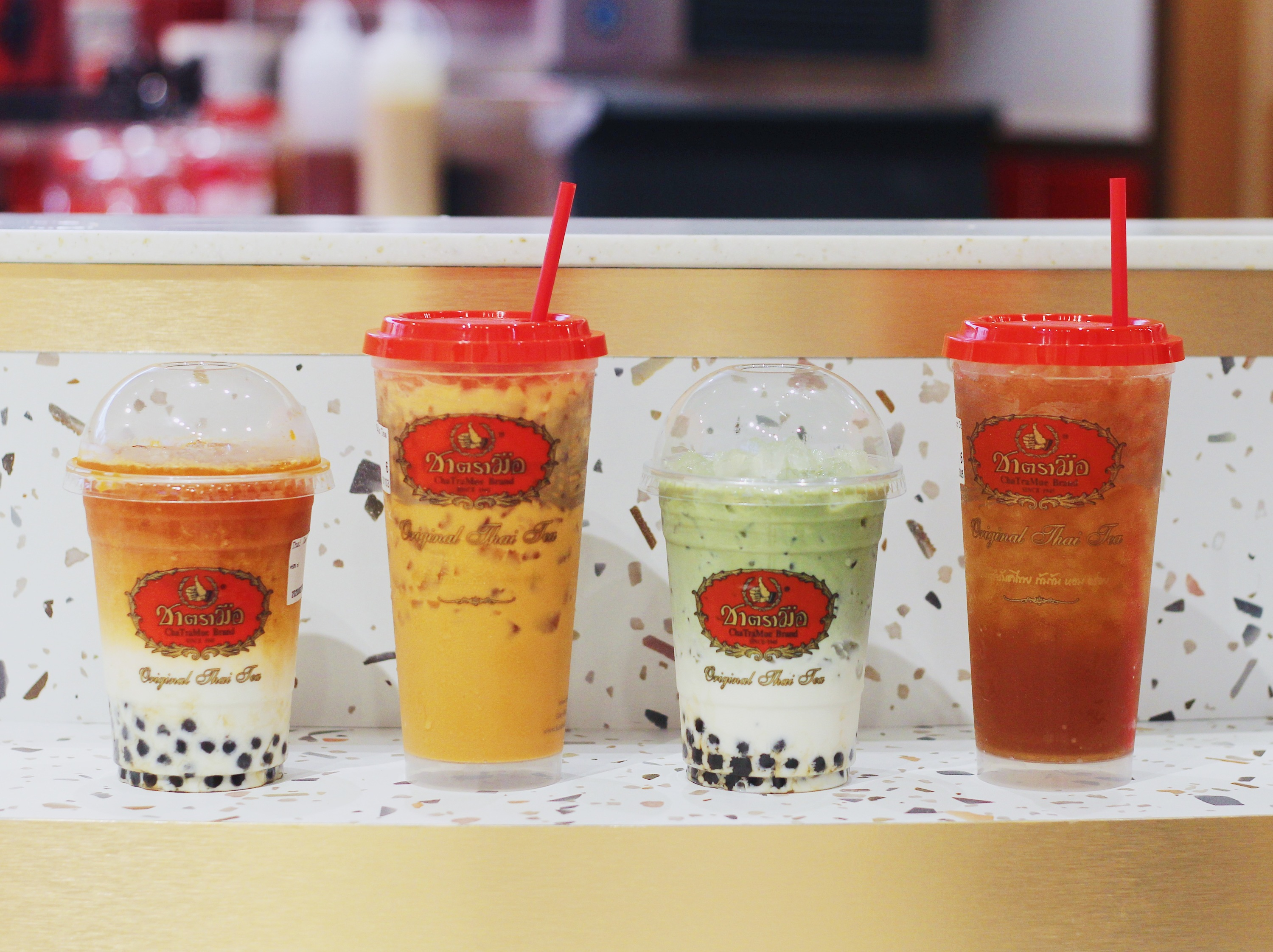ChaTraMue: famous milk tea specialist from Thailand opens flagship store in  Singapore