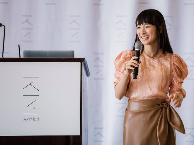 Marie Kondo has an eight-week home tidying challenge for you – and it's free