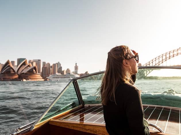 Sydney Luxury Cruise