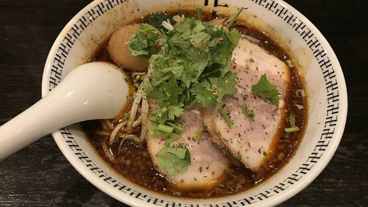 スパイス・ラー麺 卍力 西葛西店