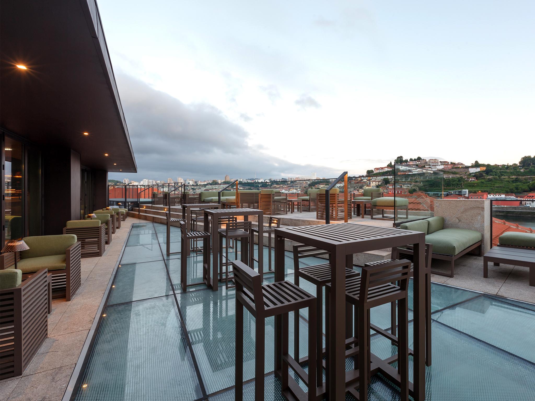 Hotel, Neya Porto Hotel, Porto, Roftop