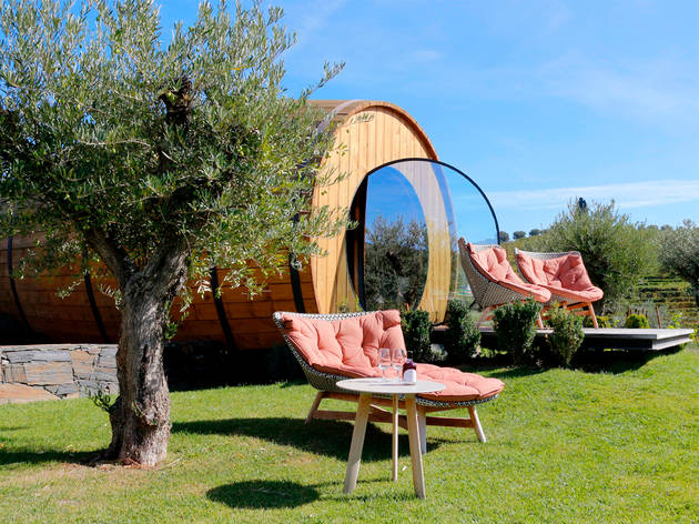 Hotel, Quinta da Pacheca, Wine House, Wine Barrel
