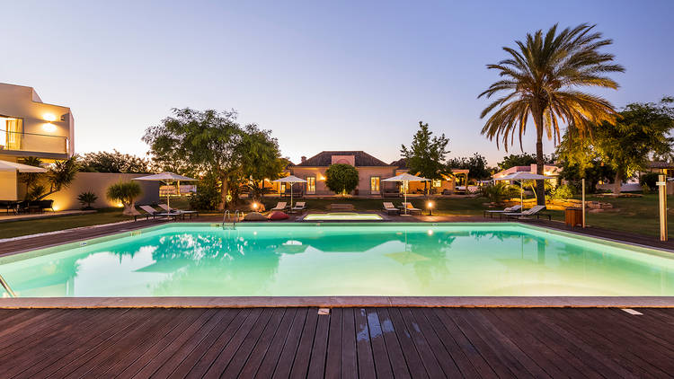 Hotel, Quinta Santa Margarida - Charm Country House, Tavira, Piscina