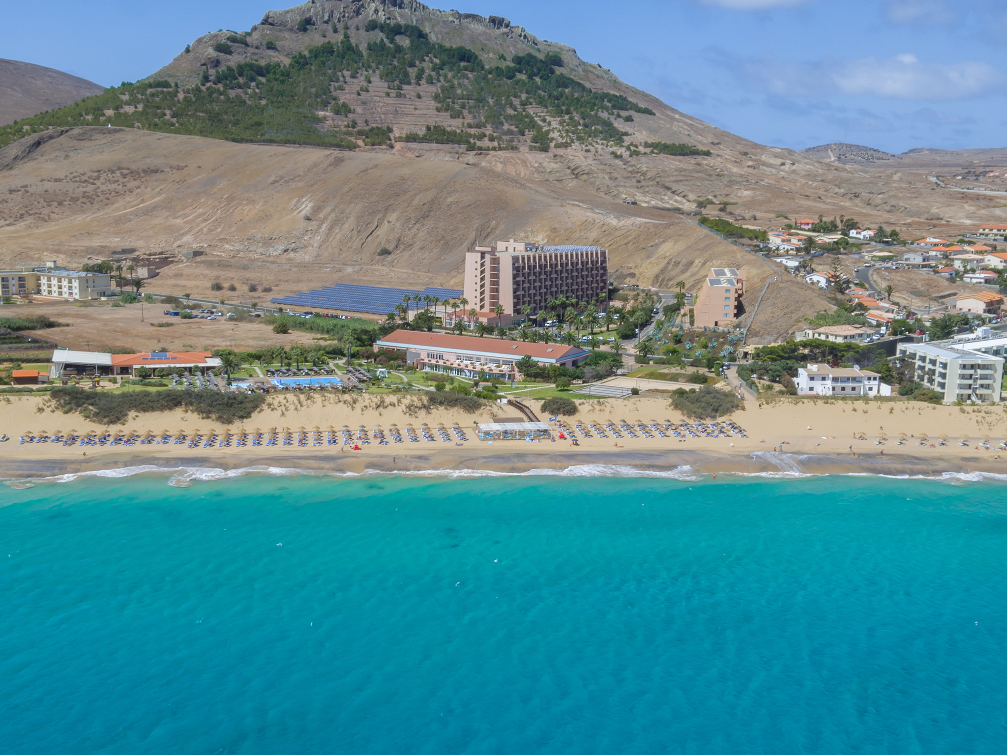 Hotel, Vila Baleira Resort, Madeira, Porto Santo