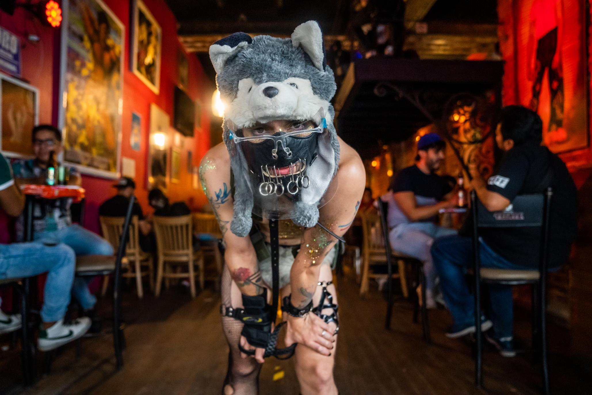 El Marrakech Lonchería Bar: tragos y garnachas en $25