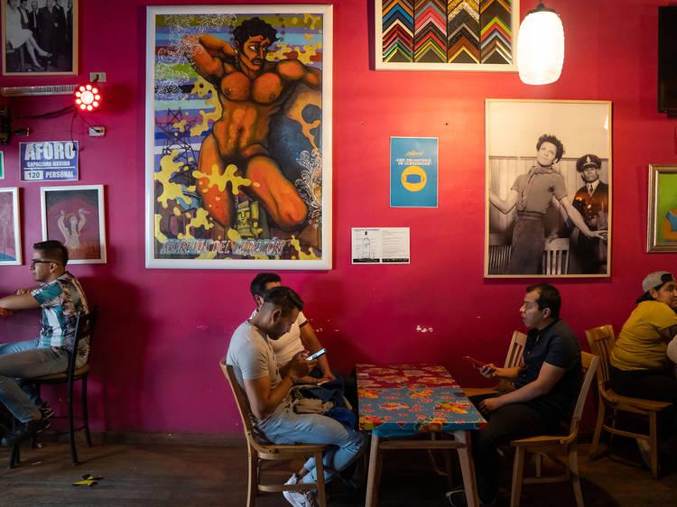 El Marrakech Lonchería Bar