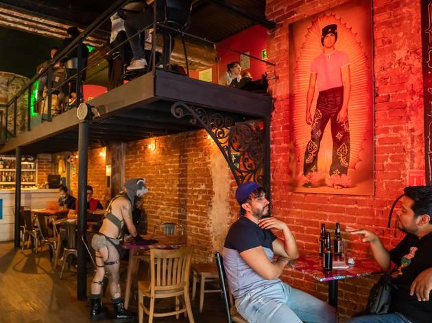 El Marra Lonchería Bar, marrakech salón, restaurante