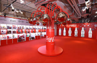 Swire Coca-Cola HK pop up