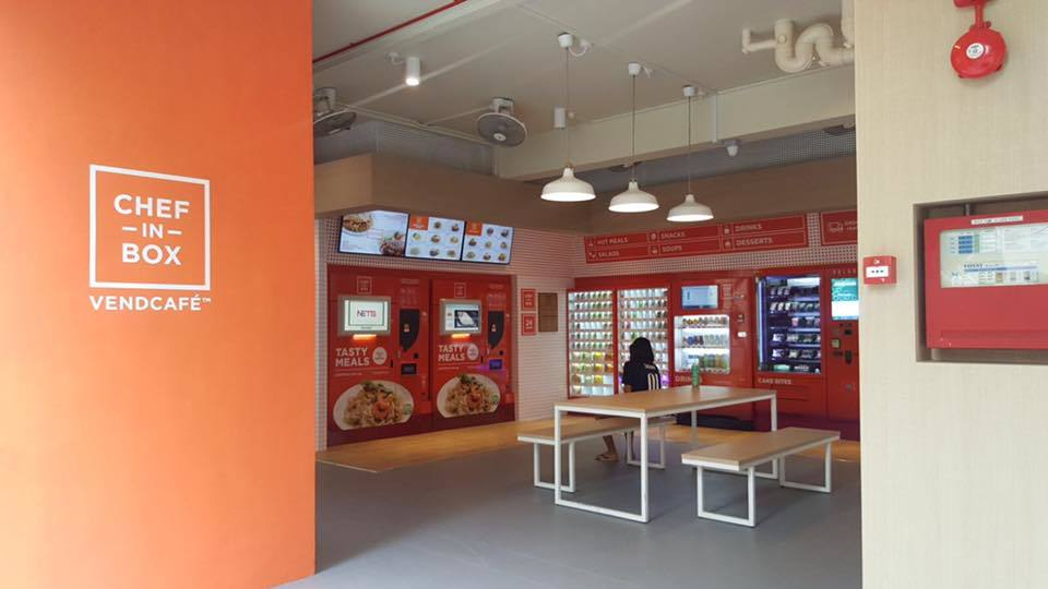 VendCafe | Restaurants in Sengkang, Singapore