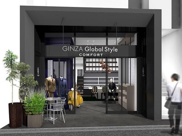 ギンザ グローバルスタイル・コンフォート表参道店