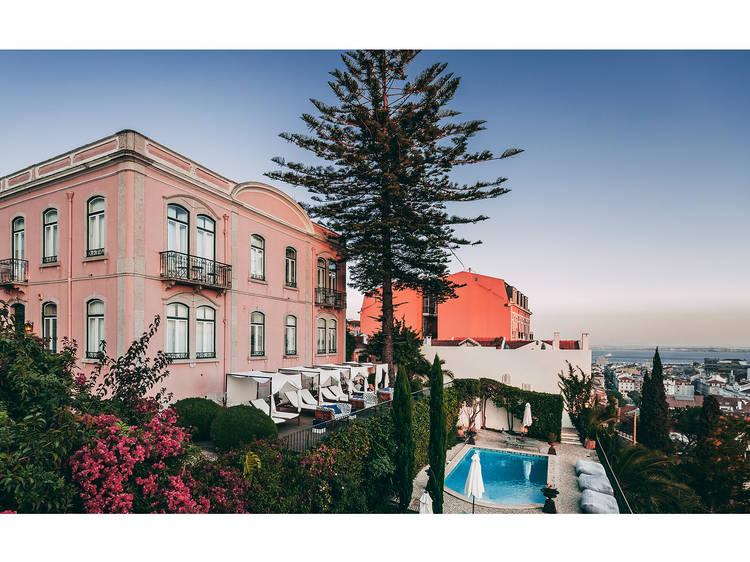 Lisboa – Torel Palace