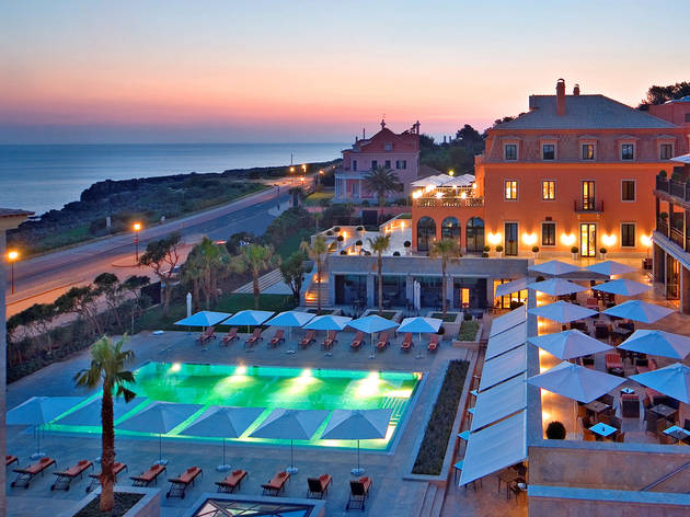 Hotel, Grande Real Villa Italia Hotel & Spa, Cascais