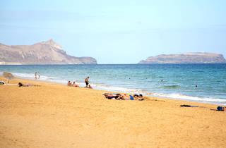 Praia, Areia, Mar, Porto Santo, Madeira