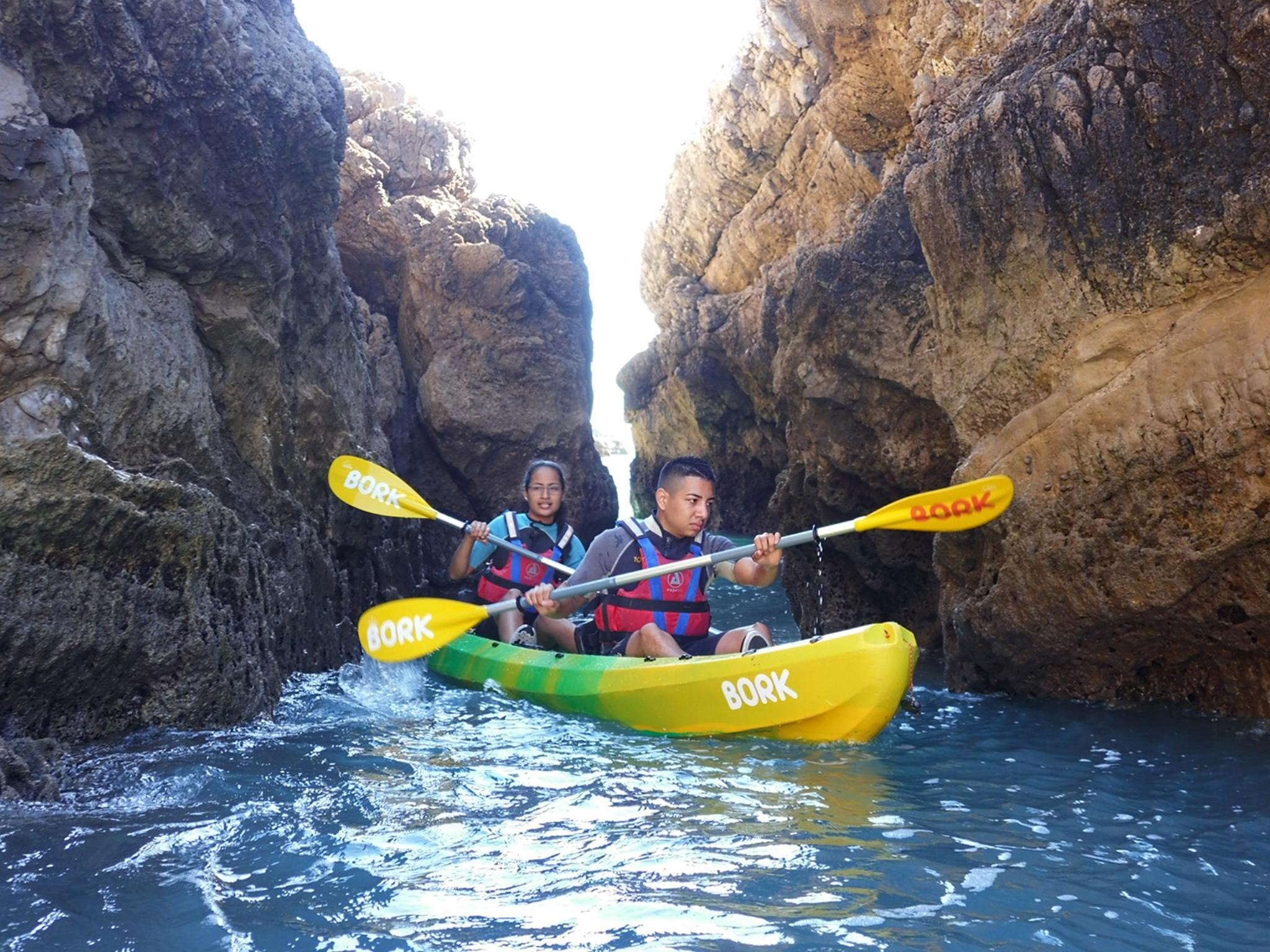 Actividades, Desporto, Kayak, Bork You