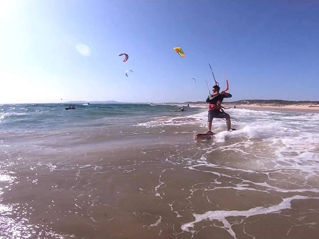 Actividades, Desporto, Kite Surf, Boarder Club Portugal