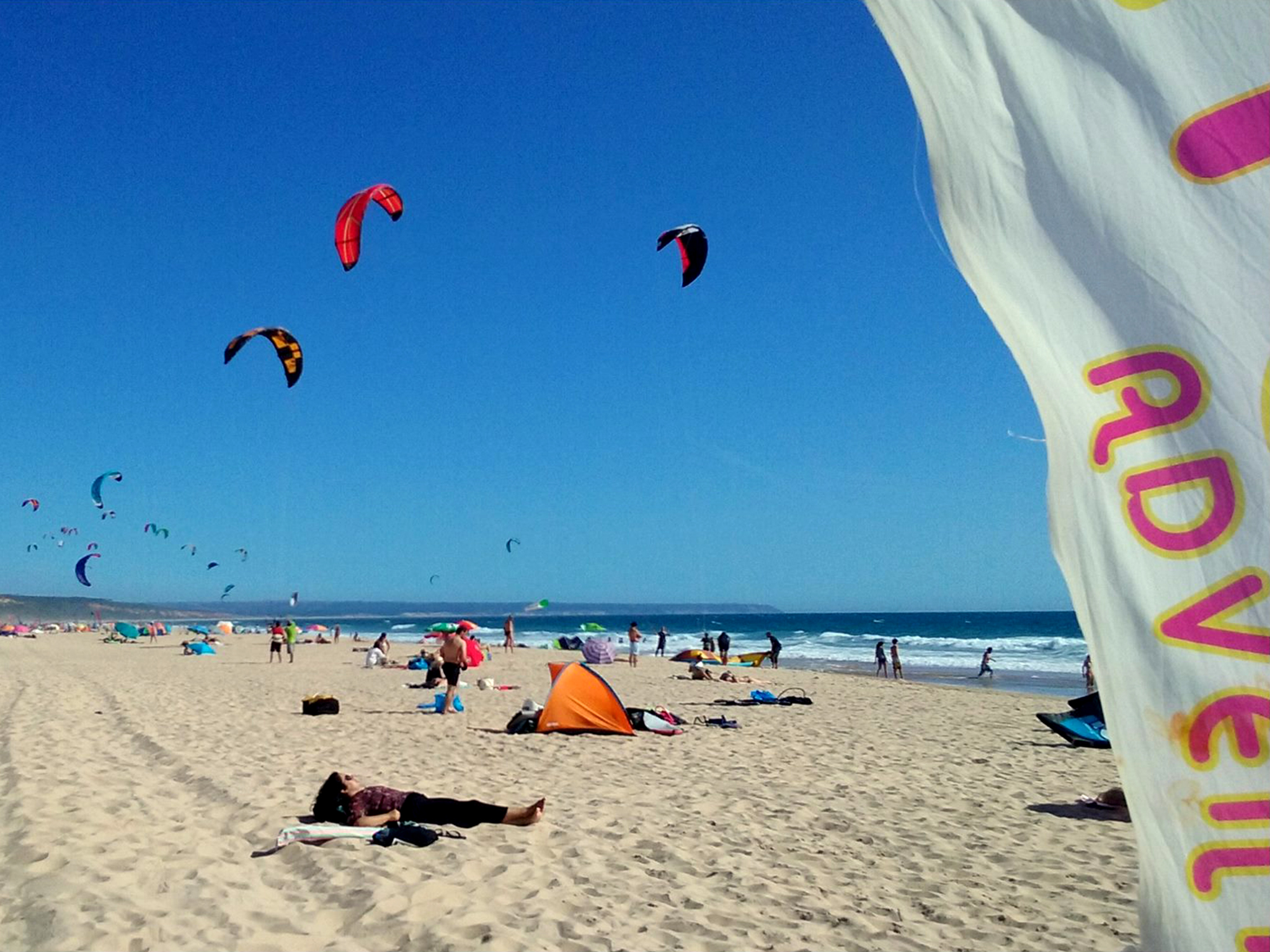 Actividades, Lazer, Kitesurf, KiteSurf Adventures