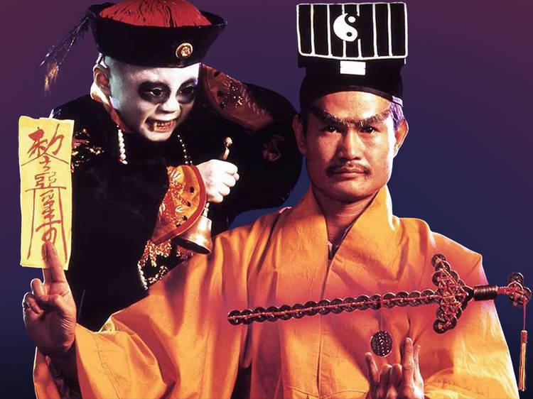 香港六部經典殭屍電影