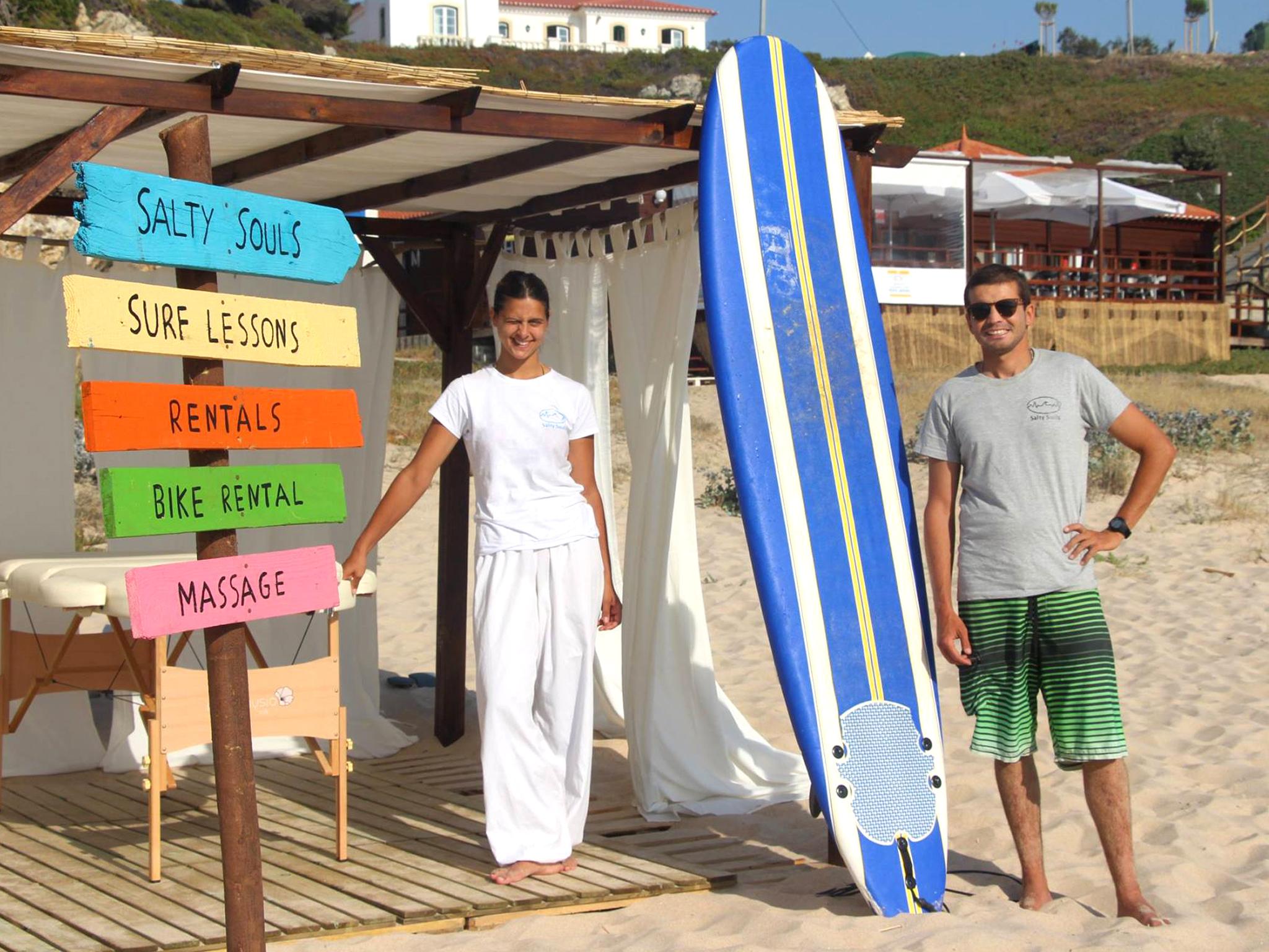Actividades, Lazer, Salty Souls Surf School & Camp