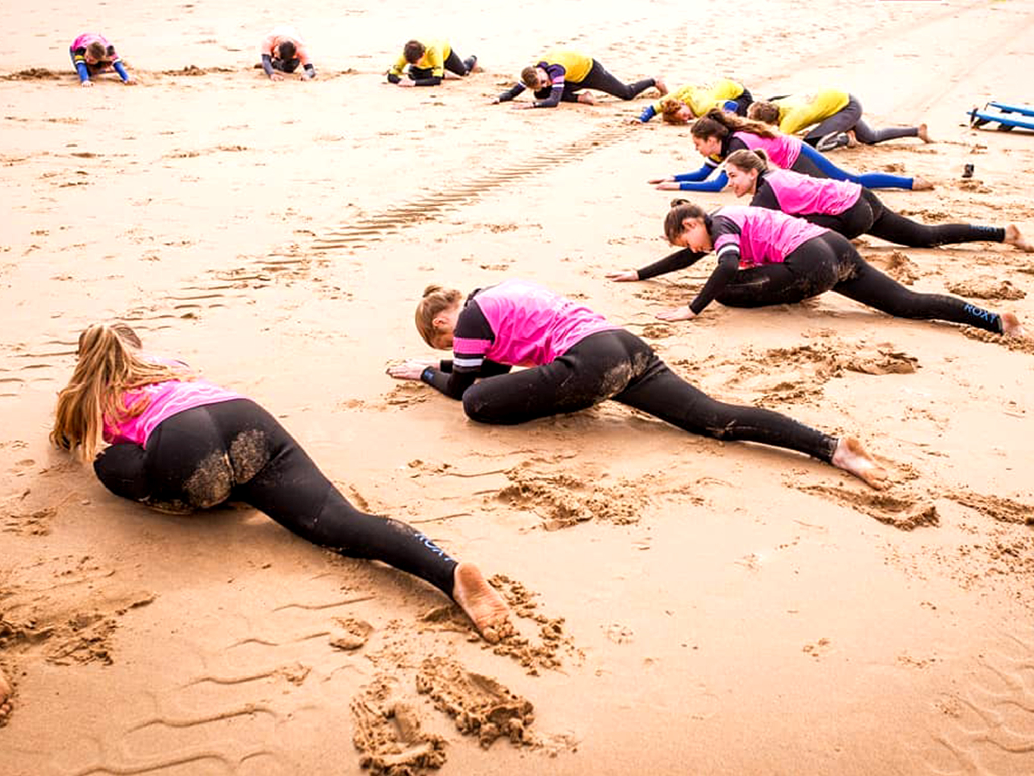 Actividades, Lazer, Surf, Moana Surf School