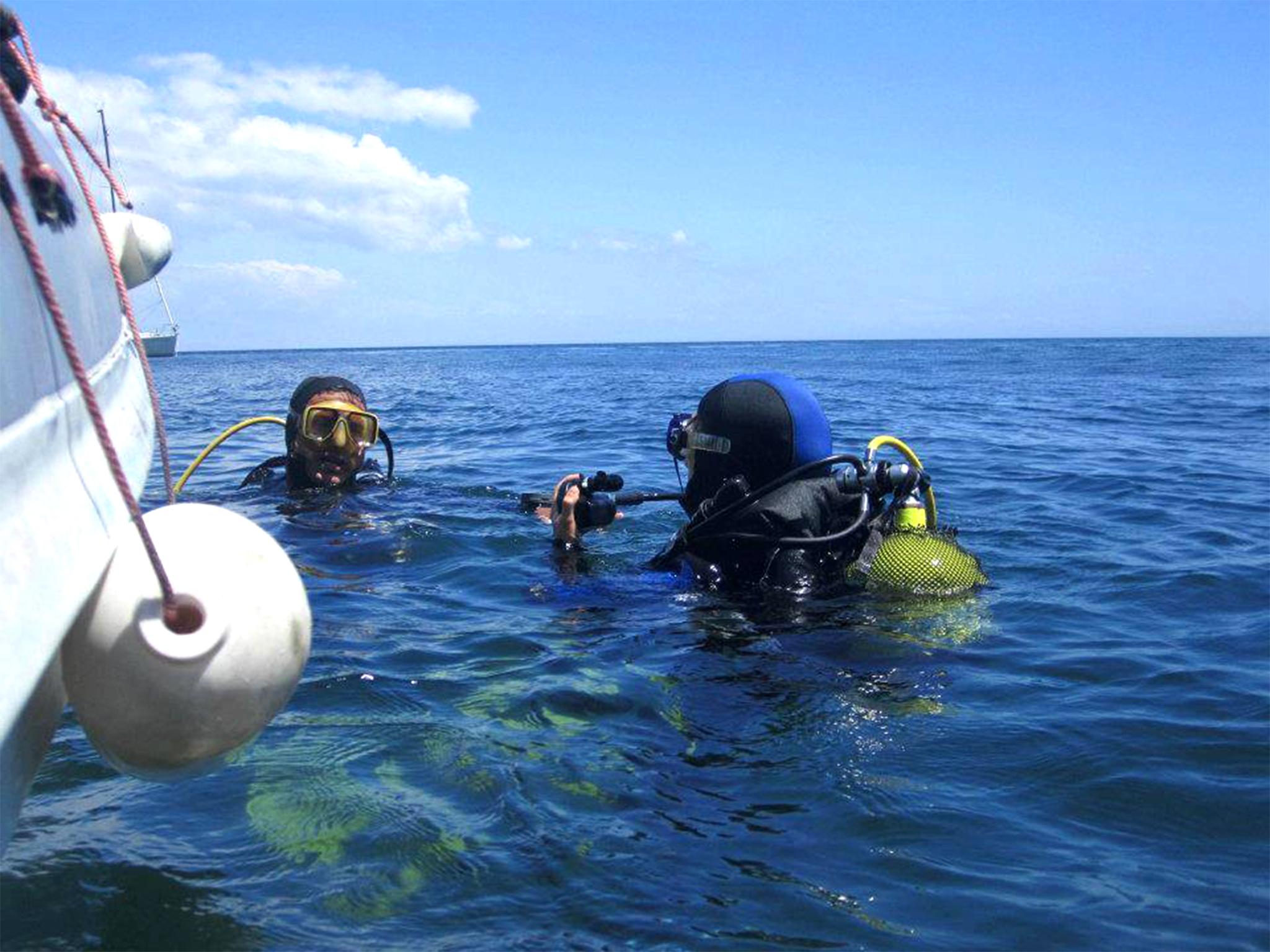 Actividades, Lazer, Mergulho, Escola de Mergulho de Lisboa