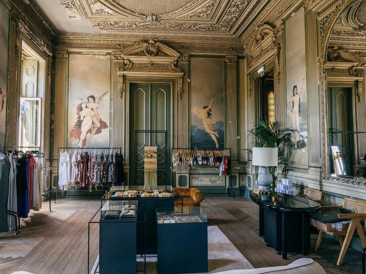 As melhores lojas no Príncipe Real