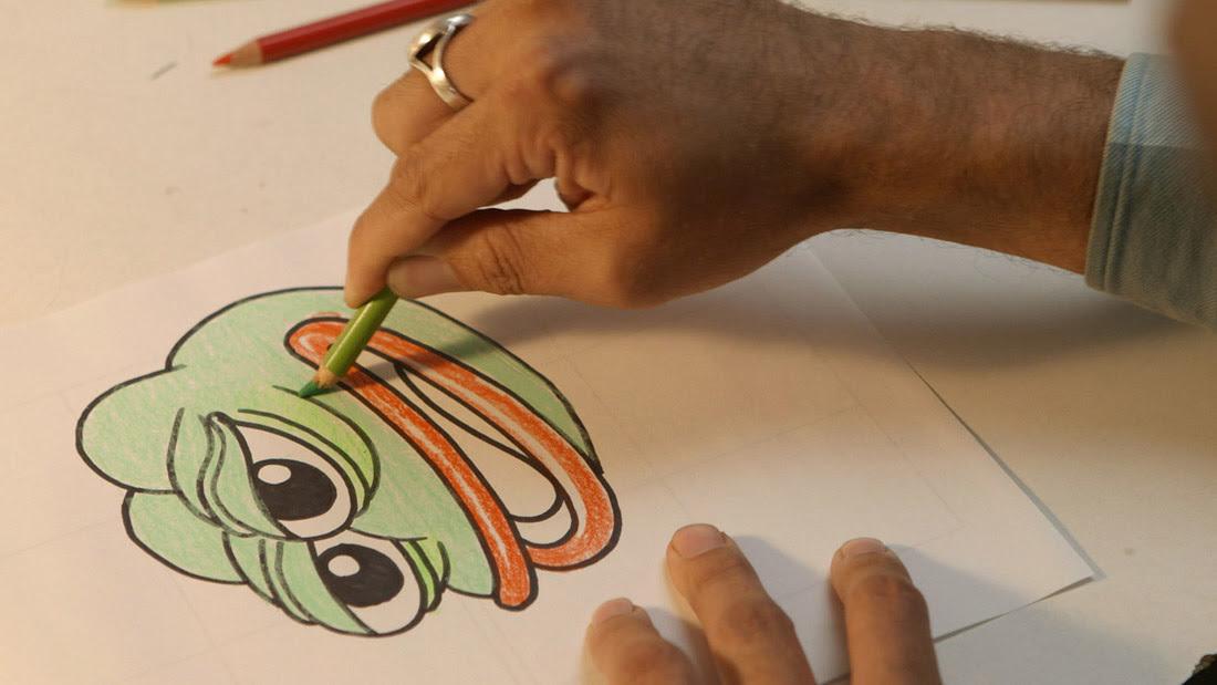 社会現象となったカエルのペペの運命を描く映画が3月公開