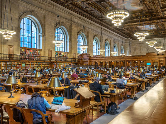 Access free one-on-one virtual tutoring from the NYPL