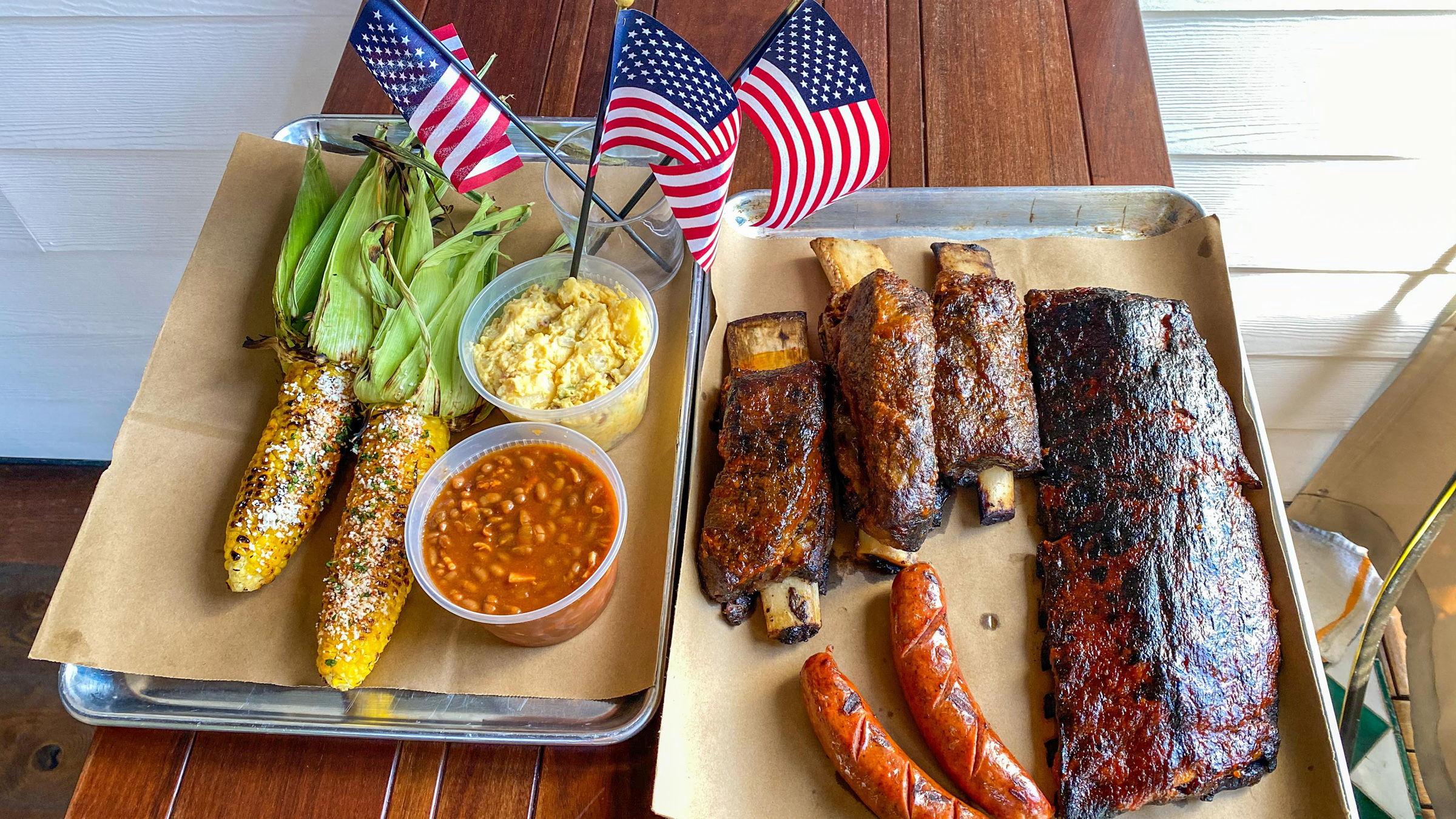 Here's where to order Labor Day food specials and kits around L.A.