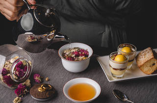 The Upper House teakha pop up, Cafe Grey Deluxe, plantation by teakha afternoon tea