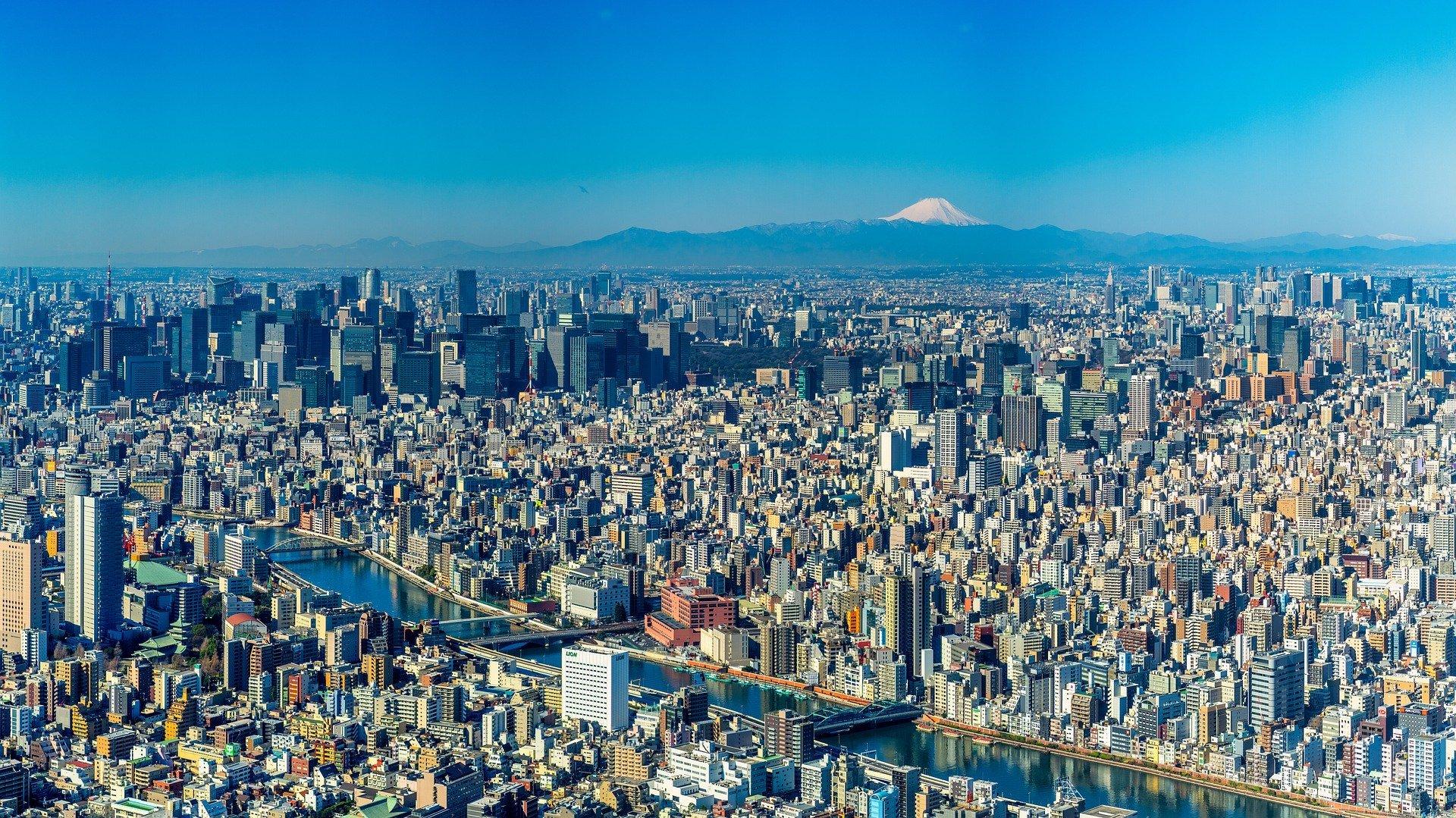 Whores in Tokyo