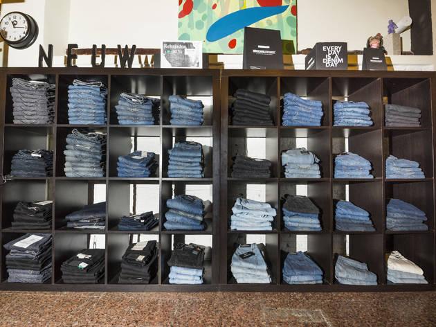 ¿Puristas del denim y los jeans 'heritage'?