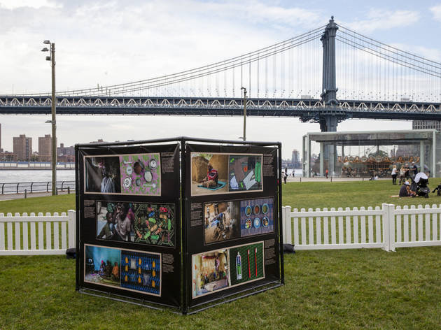 A massive photography exhibition will take place at 25 locations across the city