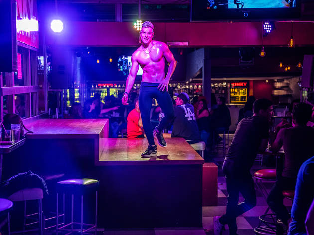 Kinky Bar tardeadas