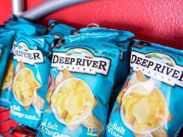 Salt and vinegar chips