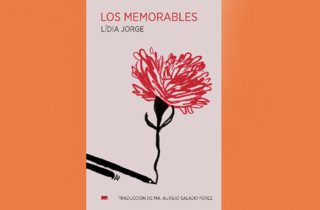 Portada del libro Los memorables de la autora Lidia Jorge