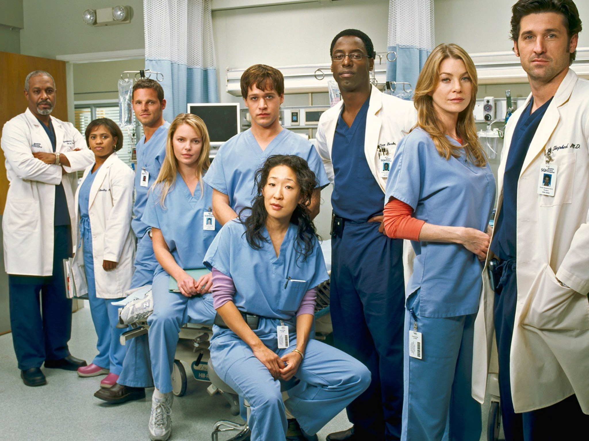 Grey's Anatomy, serie que llega a Prime Video