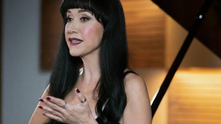 Susana Zavaleta ofrece clases de canto