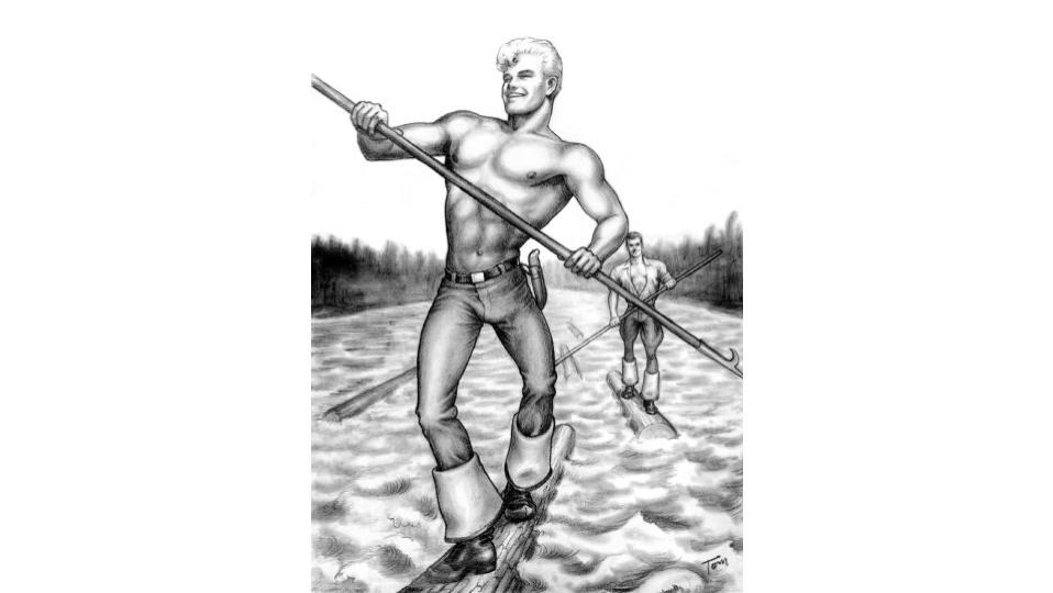 Reality & Fantasy: The World of Tom of Finland
