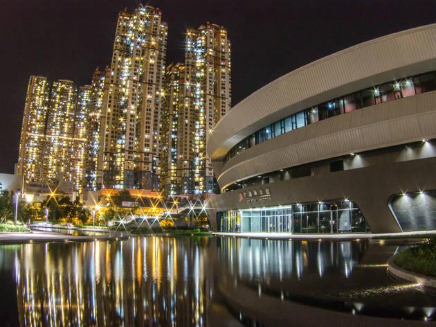 HK velodrome