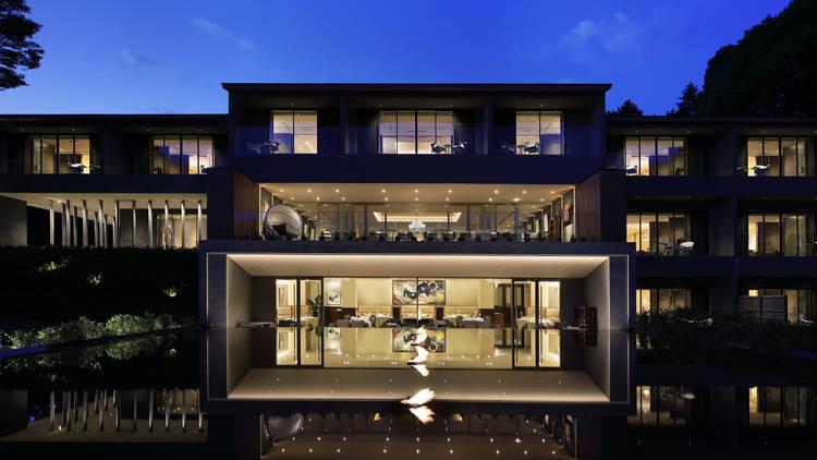 Hiramatsu Hotels & Resorts Hakone-Sengokuhara - outdoor onsen