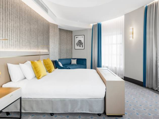 Radisson Blu Plaza Hotel Sydney Executive Suite