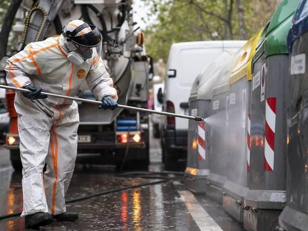 FOTO: Isaac Planella | Barcelona podria passar a la fase 0,5